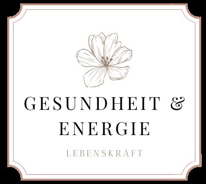 Logo Gesundheit und Energie